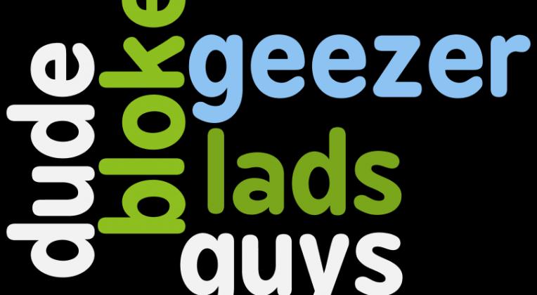 Geezers vs. Dudes – Różnice między slangiem brytyjskim i amerykańskim cz.1